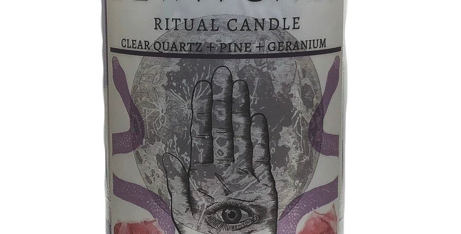 Bewitched Ritual Candle (Wide)
