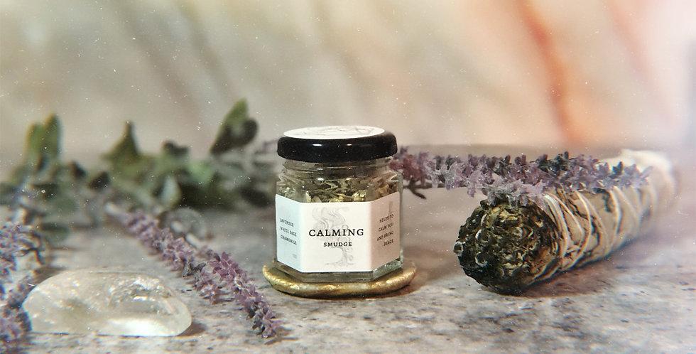 Calming Herbal Smudge