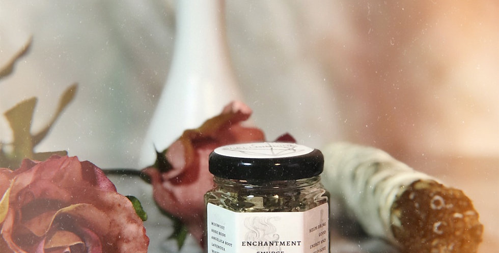 Enchantment Herbal Smudge