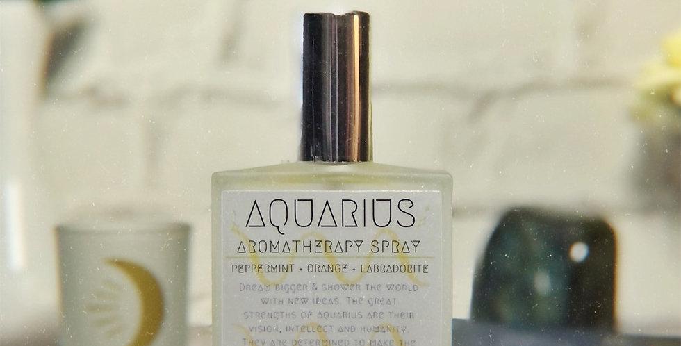 Aquarius Aromatherapy Spray