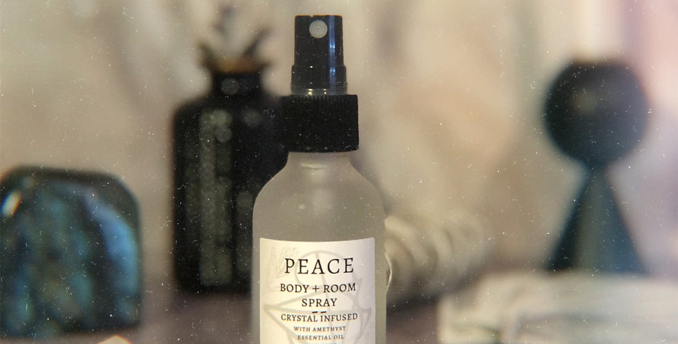 Peace Room + Body Spray