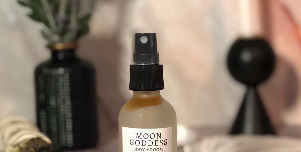 Moon Goddess Room + Body Spray