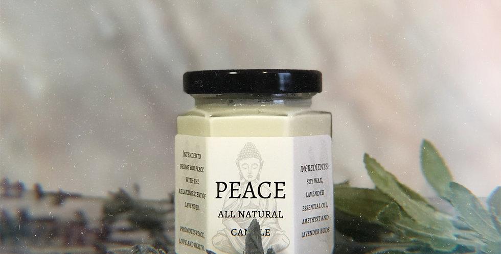 Peace Aromatherapy Candle
