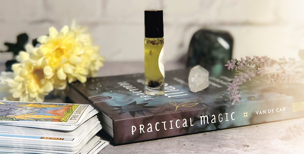 Moon Magic Ritual Oil