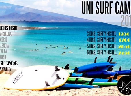 UNI SURF CAMP