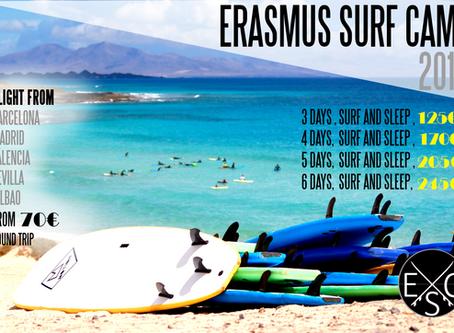 ERASMUS SURF CAMPS