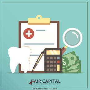 Decrease overdue receivables in your dental office.