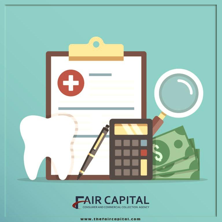 Dental debt collection agency