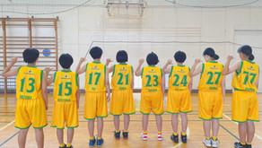 バスケットボールチームのホームページテンプレート