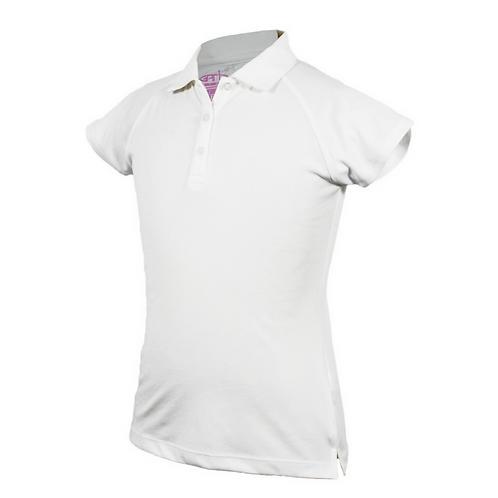 Beth - Klassisches Poloshirt in 4-Wege-Stretch mit Sonnenschutz