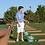 Thumbnail: Zach – Golf Shorts für Jungs mit verstellbarem Taillenband und Sonnenschutz