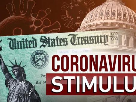 Good News! $600 Stimulus Checks Added to $900 Billion Coronavirus Relief Proposal