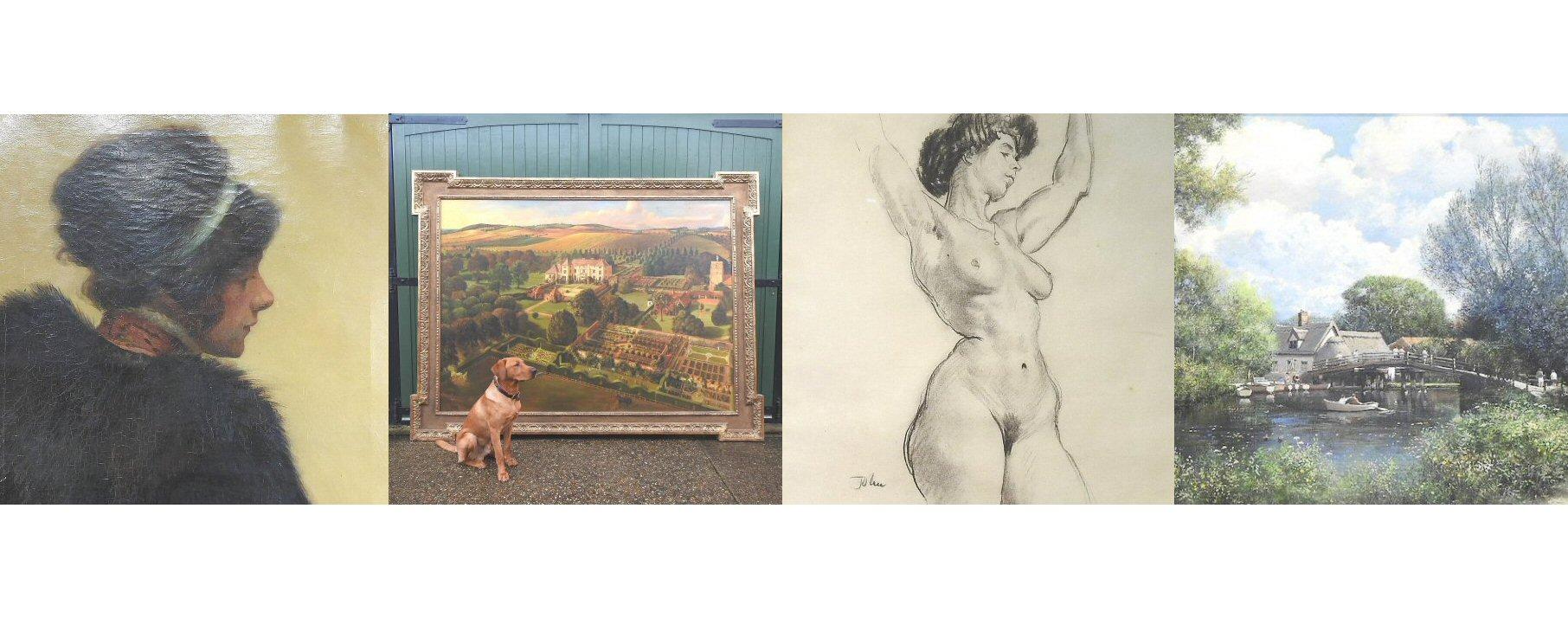 FINE ART & INTERIORS