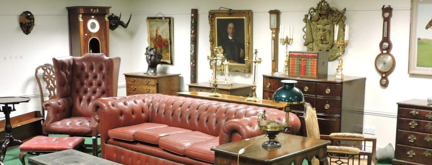 Visit our 7,000 sq ft saleroom