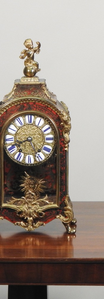 Clocks, Watches and Barometers