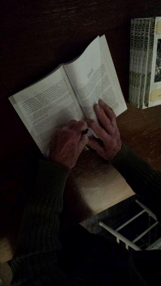 Men's Book Launch - November 2014