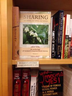 At the Bookshelf
