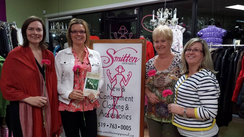 Smitten Apparel Reading Night