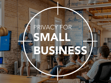 How new small business software options can help you be better at GDPR