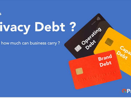 What is Privacy Debt ?