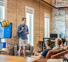 Digitale marketing online aanwezigheid trainingen