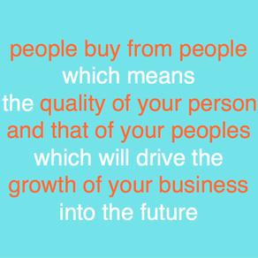 The personal brand advantage