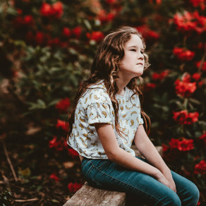 How positive thinking builds resilience in girls