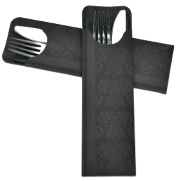 Standard Pouch 013 Anthracite Towel