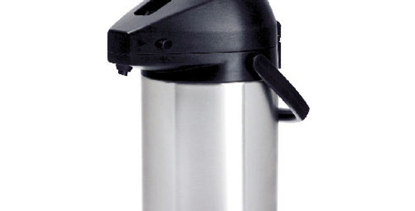 Thermos with pump 2,2L