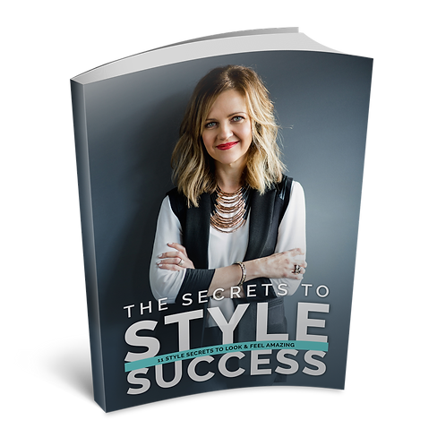 THE SECRETS TO STYLE SUCCESS (HARDCOPY)