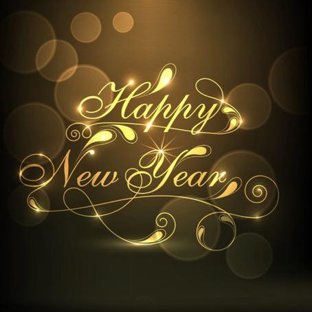 A new year dawns