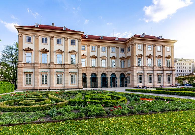 Liechtenstein City Palace, Vienna, Austr