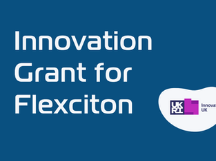 Flexciton moves scheduling optimisation to next level thanks to funding by Innovate UK