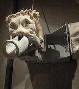 Gárgola - imagen de un monstruo - guia turistica milan- visitas guiadas
