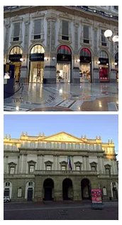 Galería y Teatro -guia turistica milan - visitas guiadas milan