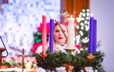 Lisa & Advent wreath.jpg