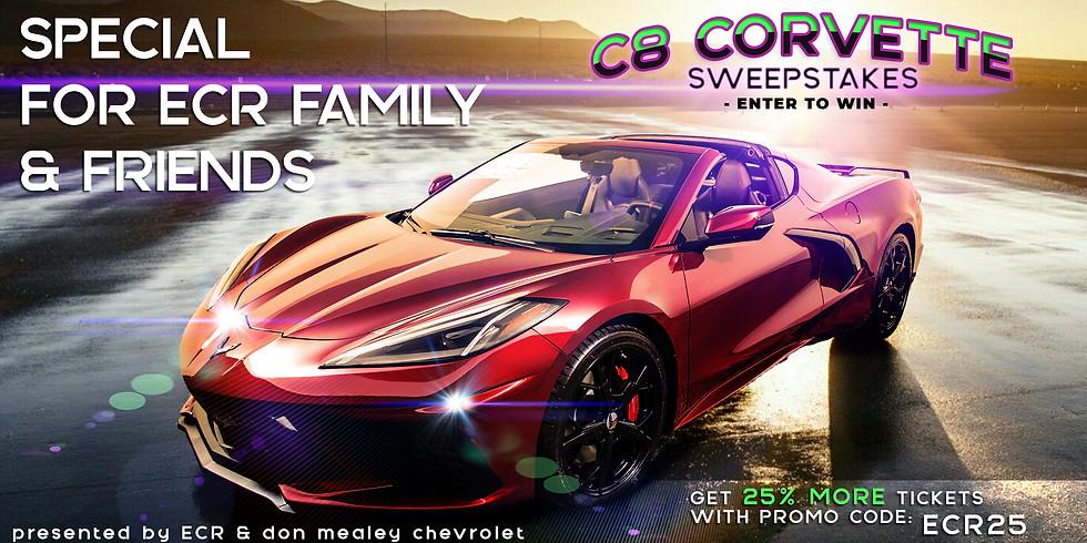 ENTER TO WIN: C8 Corvette Z51 3LT Package