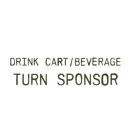 DRINK CART/BEVERAGE SPONSOR