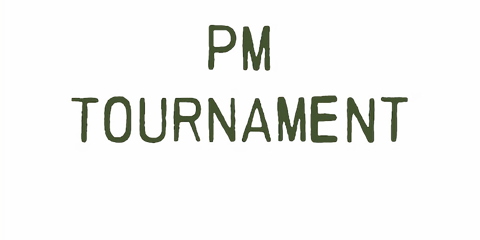 PM Golf Tournament w/Dinner (1)