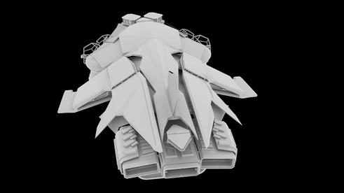 Modeling for ship