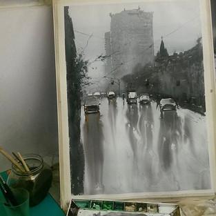 Watercolor Impression