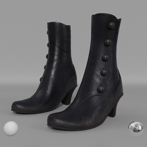 Imelda's Boots