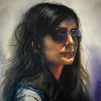 Portrait of Riddhi