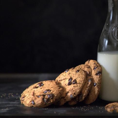 Cookies & Milk Tutorial