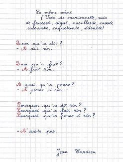 "Tardieu, ""La môme néant"""