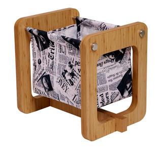 Magazine newspaper basket