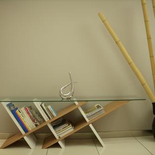 Intro shelf