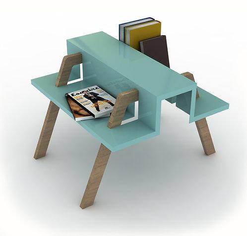 Rumpel coffee table