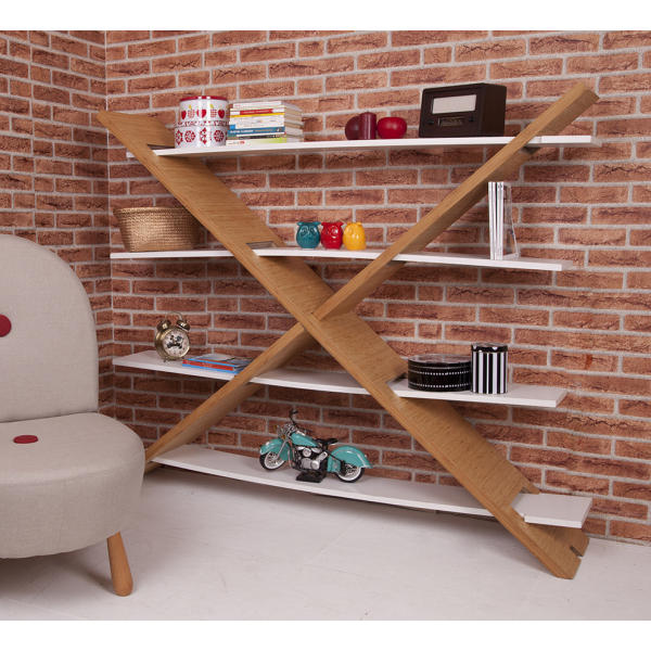 Intro book shelf