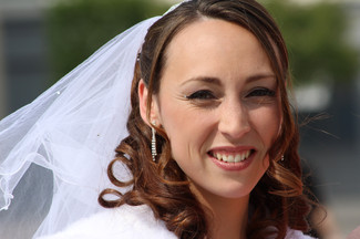 Célia, la mariée